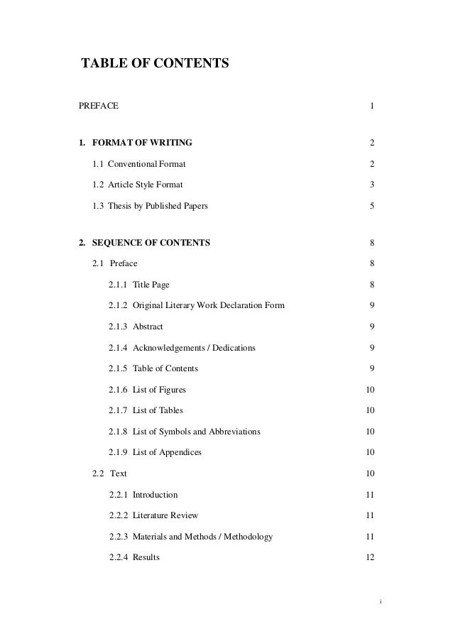 preface phd dissertation Manual for the formatting of graduate dissertations and theses phd, committee chair preface page] preface.
