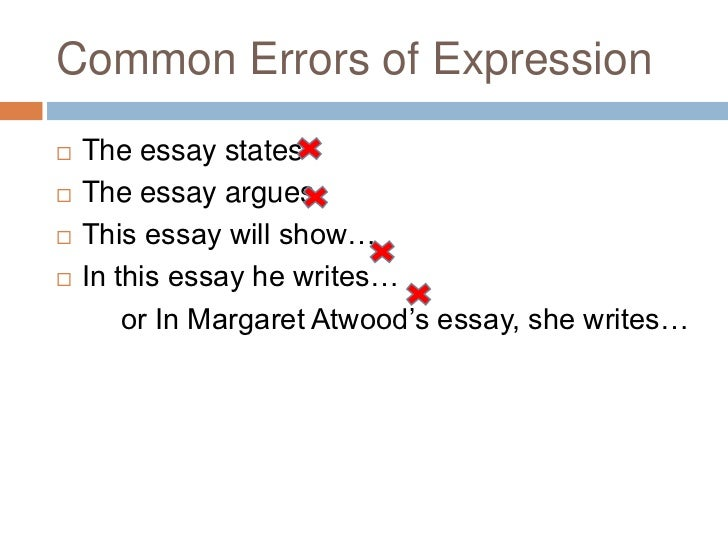 "margaret atwood 2 essay Free margaret atwood papers, essays, and research papers  with john but she  feels that ""if they do it often enough surely he'll get used to her,"" (atwood 549)."