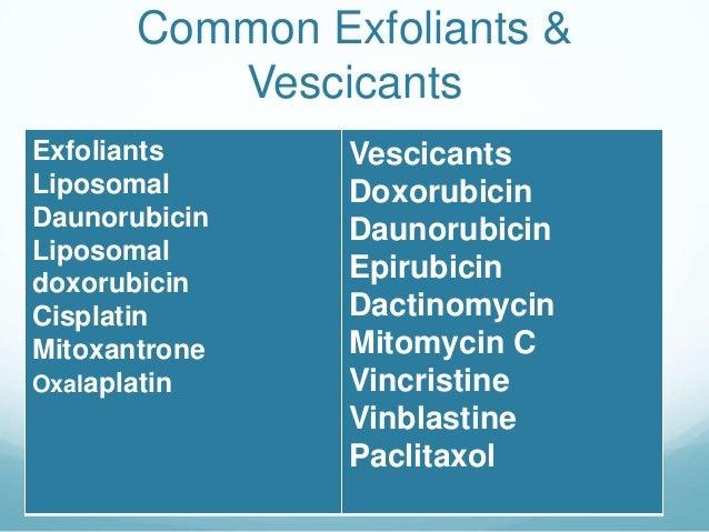 Daunorubicin Liposomal