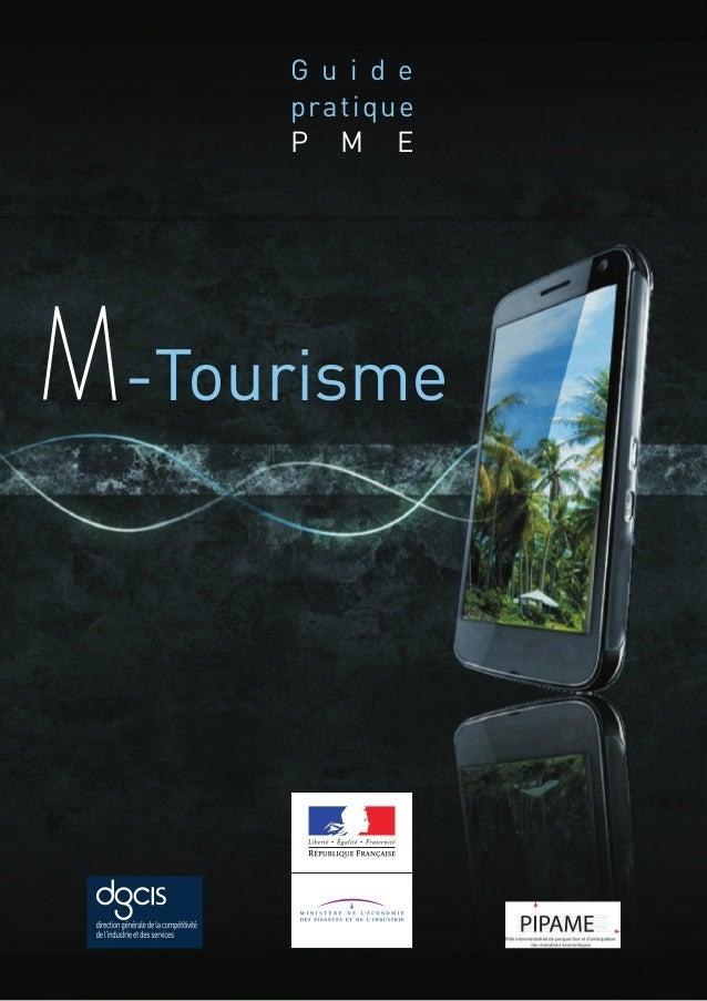 G u i d e    pratique    P M EM-Tourisme