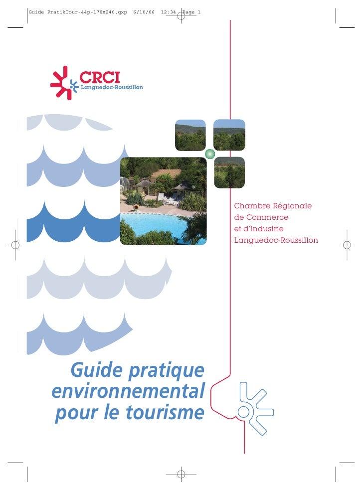 Guide pratique environnement crci languedoc roussillon