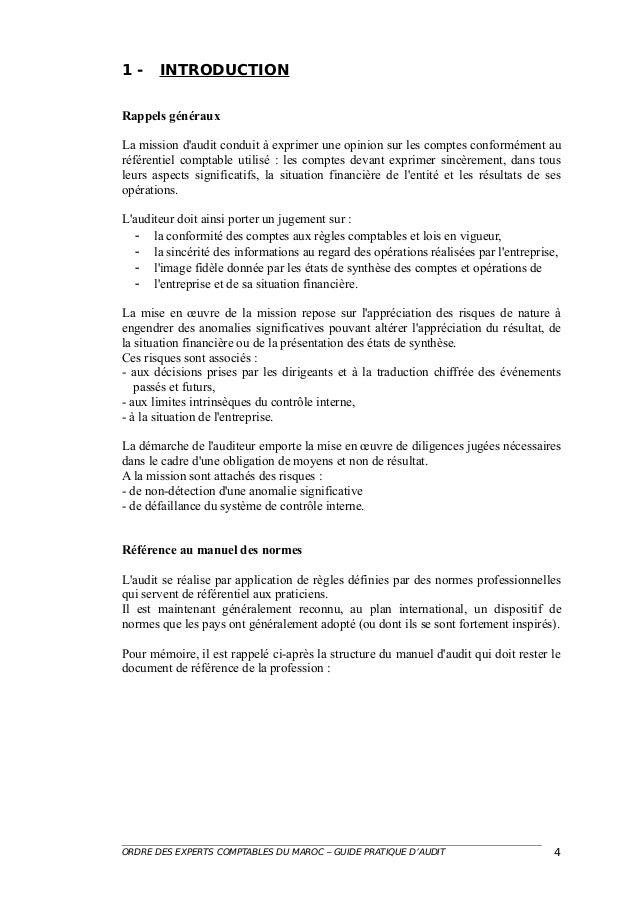 modele lettre de fin de mission comptable