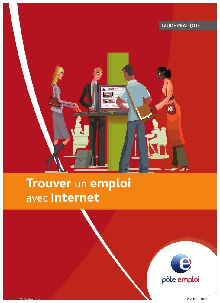 Trouvez un emploi avec internet