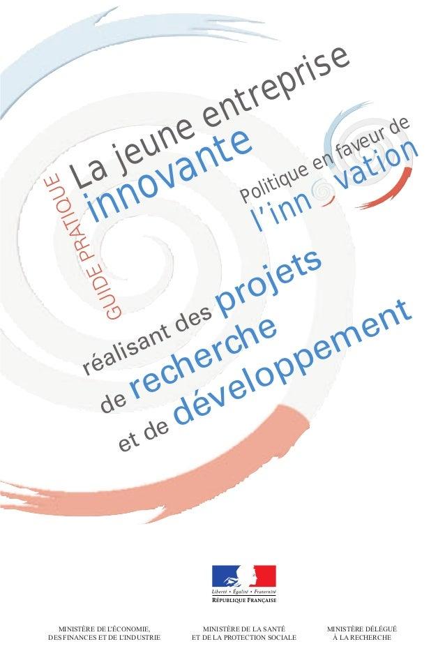 MINISTÈRE DE LA SANTÉ ET DE LA PROTECTION SOCIALE réalisant des projets de recherche et de développement l'inn vation Poli...