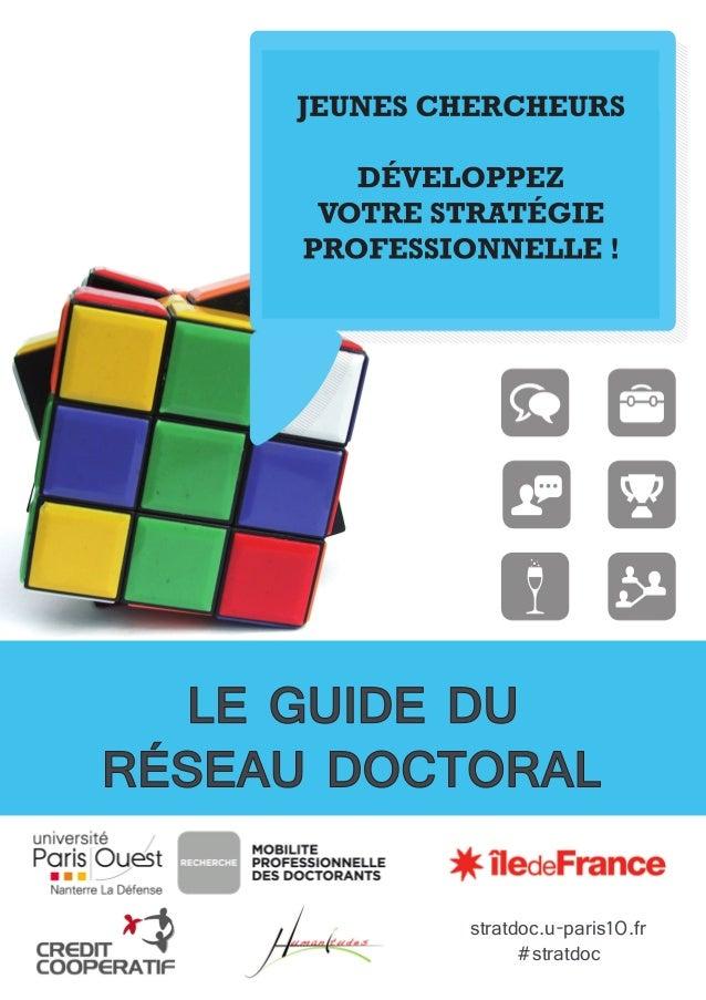 La Guide du Réseau Doctoral