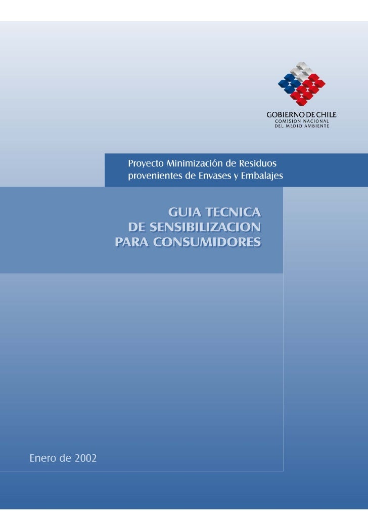 Guía Técnica de Sensibilización para Consumidores 4