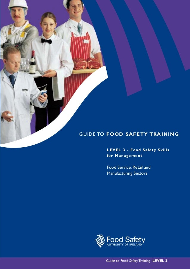 Guide to food_safety_training_l3