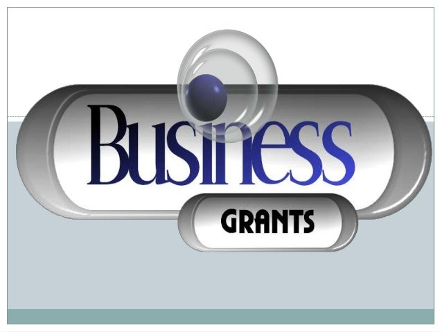 Guide to Government Grants - Business Grants - Part 2