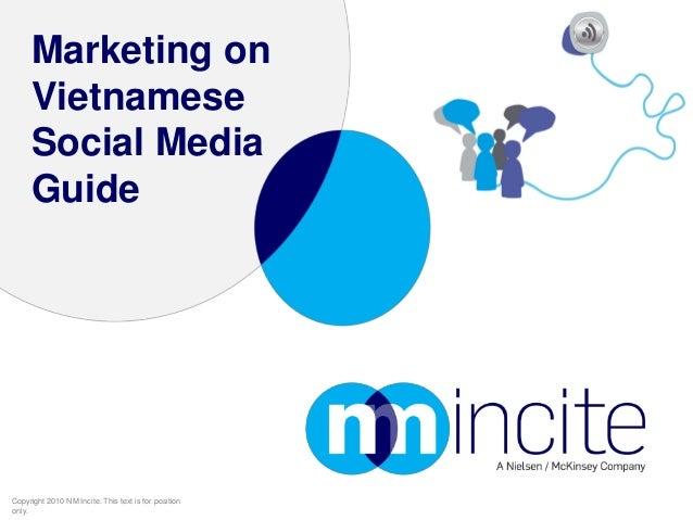 Vietnamese Social Media Landscape