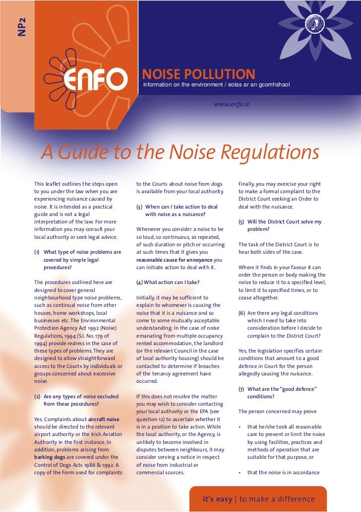 NP2                                                  NOISE POLLUTION                                                  info...