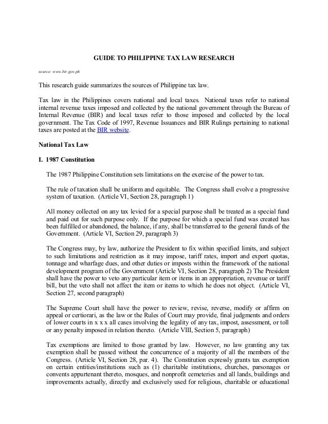 Land Reform And Taxation Essay Sample