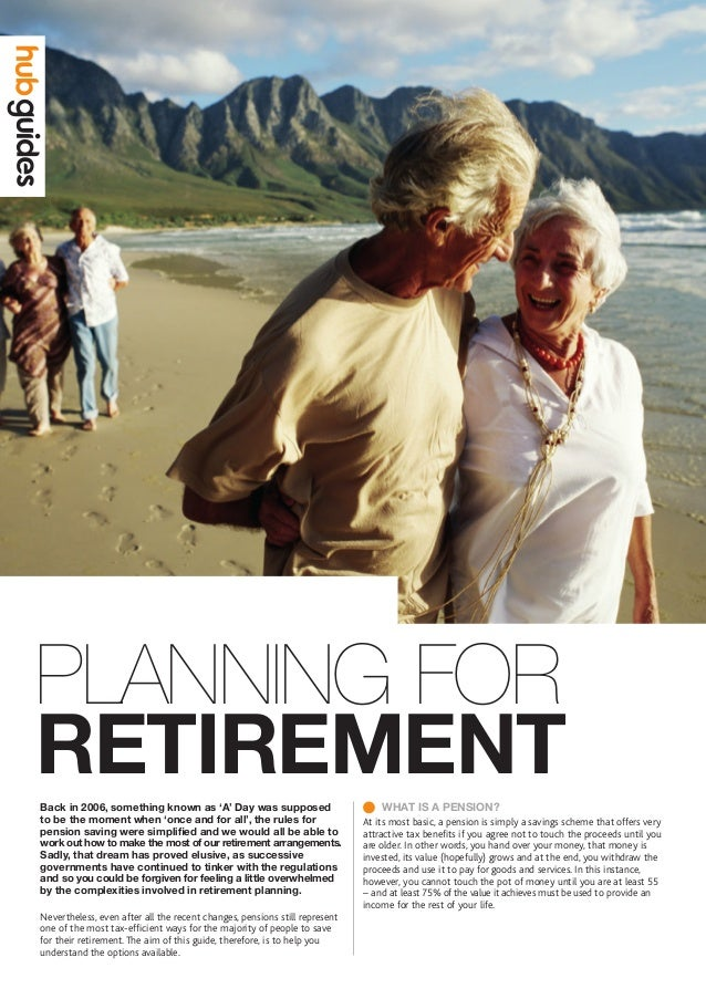 RETIREMENT Planning for Back in 2006, something known as 'A' Day was supposed to be the moment when 'once and for all', th...