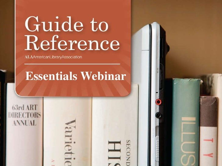 Essentials Webinar
