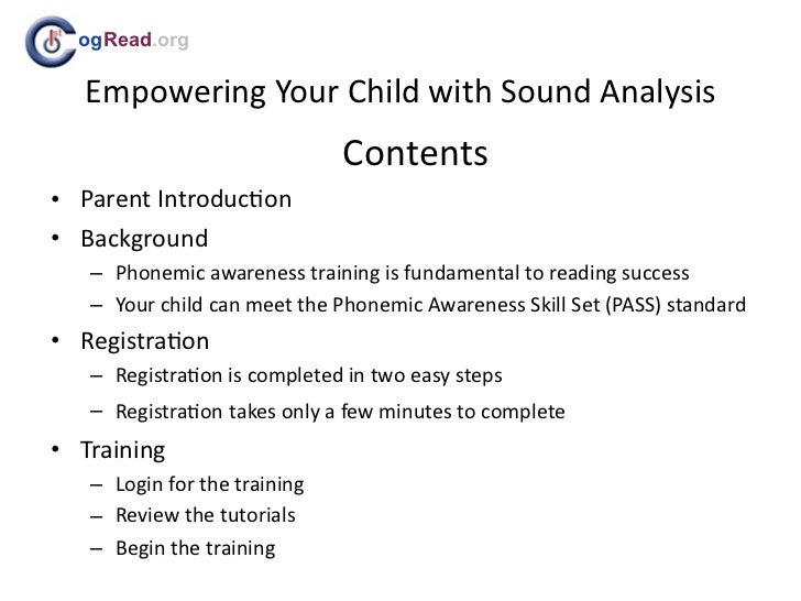 ogRead.org  Empowering