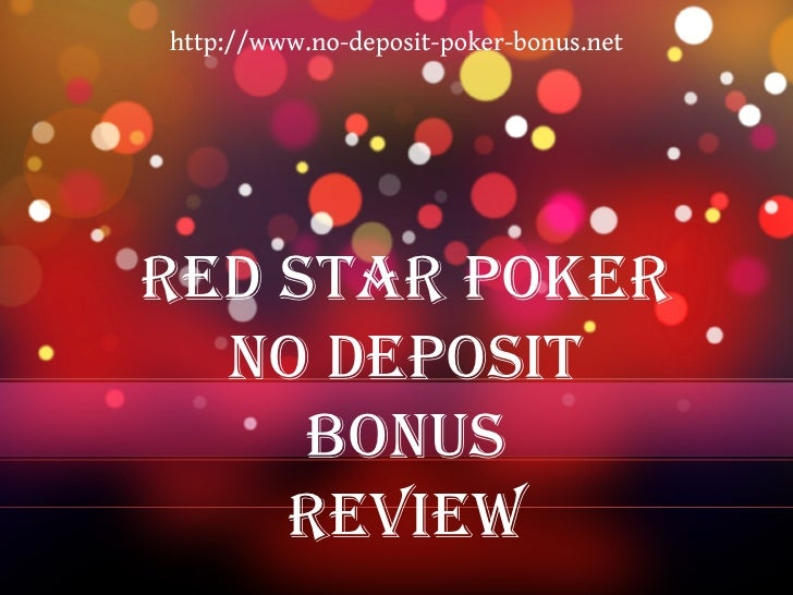 bonus poker no deposit