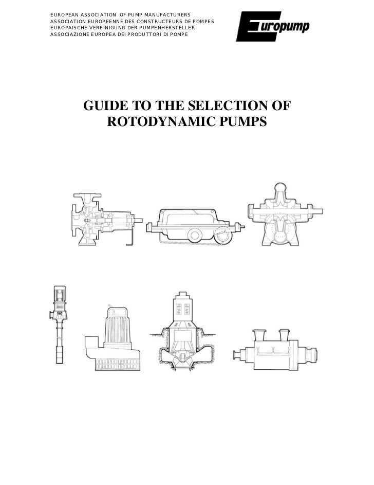 Guide to the_selection_of_rotodynamic_pumps_final