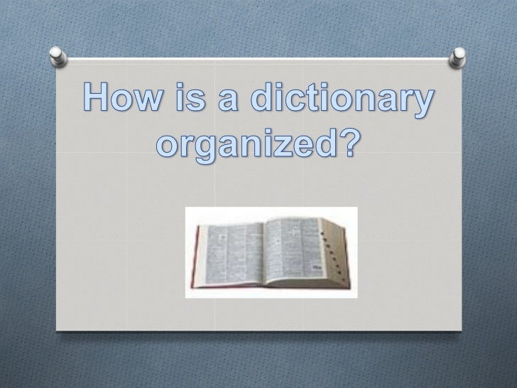 Dictionaries arebooks that list all  the words in a    language.A dictionary is a type of index.