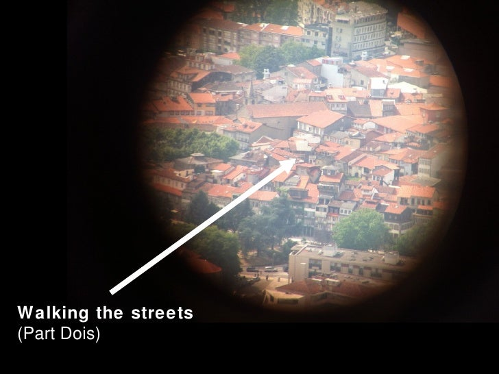 Guimaraes mapping workshop part 2