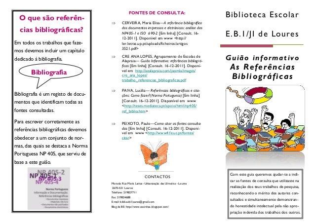 Guião referências bibliográficas_loures