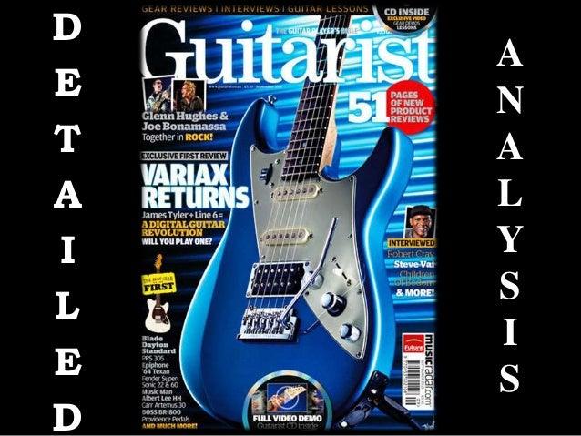 Guitarist magazine presentation   powerpoint