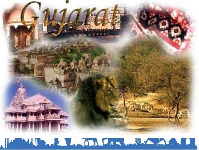 FAST FACTS ABOUT GUJARAT•Area : 196077 sq. km.•Population : 60383628 (AS PER 2011)•Capital : Gandhinagar•Language : Gujara...
