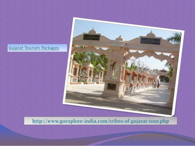 Gujarat tourism packages