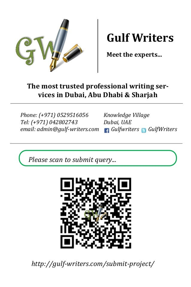 Professional cv writing service uae