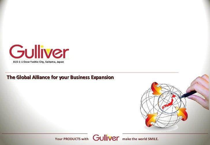 Gulliver general presentation ver 1-2