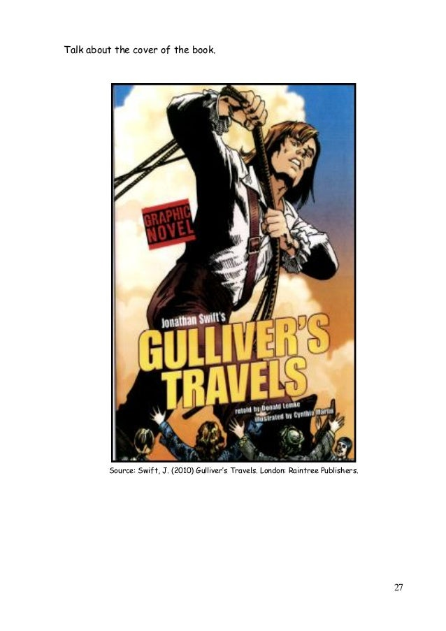 an introduction to gulliver in houynhnmland in gullivers travels Jonathan swift initially did his best to conceal the fact that he was the author of  gulliver's travels john mullan explores how swift constructed.