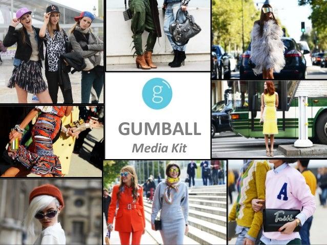 GUMBALL Media Kit