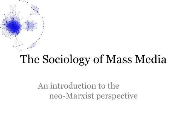 """an introduction to the analysis of the mass media Mass media essay it is impossible to fan, david p """"predictions of public opinion from the mass media: computer analysis and mathematical modelling greenwood."""