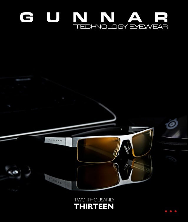 Gunnar 2013 catalogue