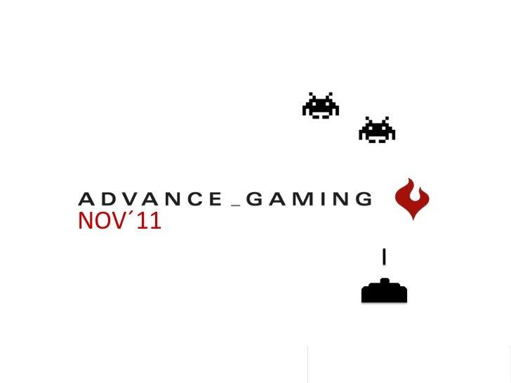 Gaming Update November '11