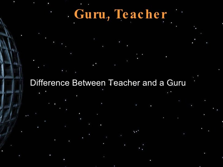 relationship between guru and shishya