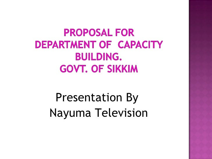 <ul><li>Presentation By  </li></ul><ul><li>Nayuma Television </li></ul>