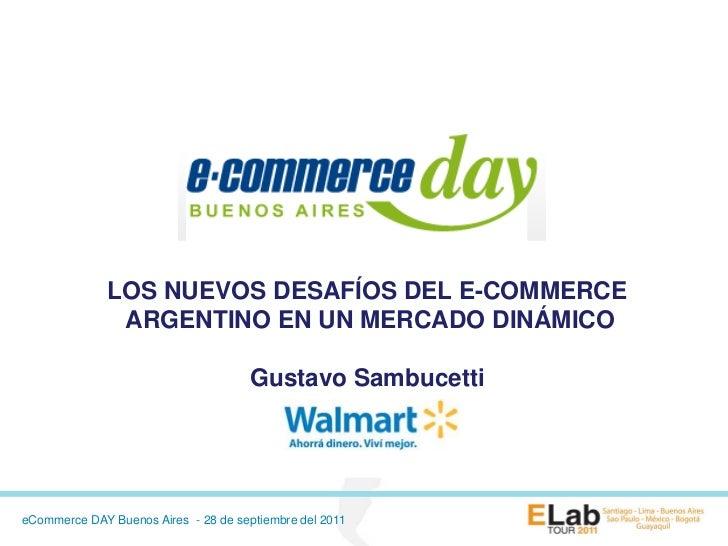 Gustavo sambucetti   walmart - ecommerce day