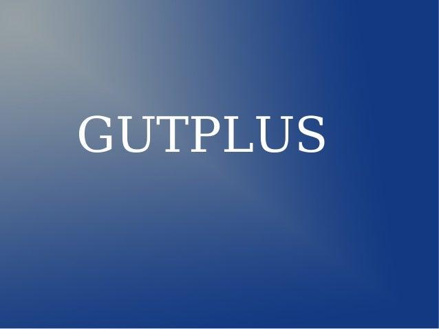 GUTPLUS