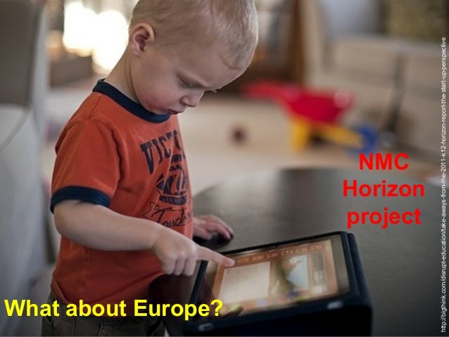 What about Europe?                                      NMC                                     project                   ...