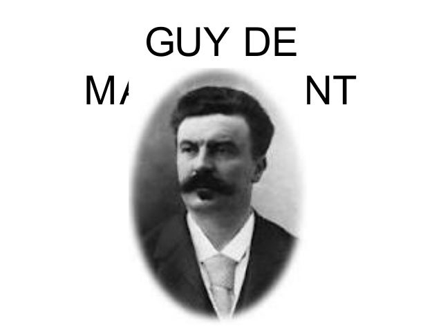 GUY DEMAUPASSANT