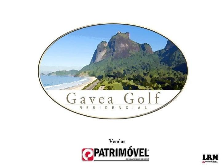 Gávea Golfe Green