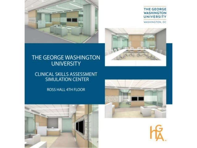 GW Clinical Learning and Simulation Skills Center