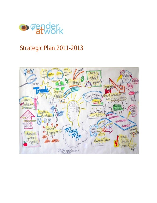 G@W Strategic Plan 2011-13