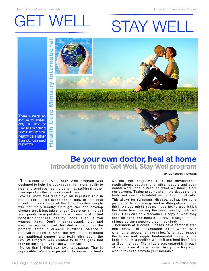 Health Care Ministry International                                                                      There is no incura...