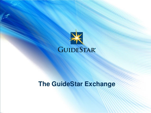 1 The GuideStar Exchange