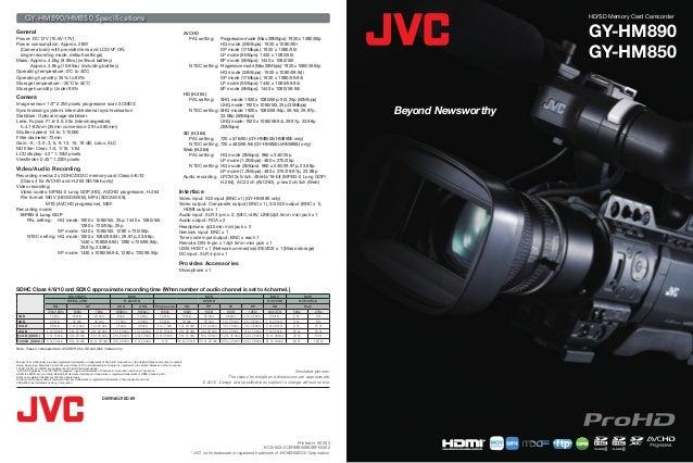Gy hm890 brochure2