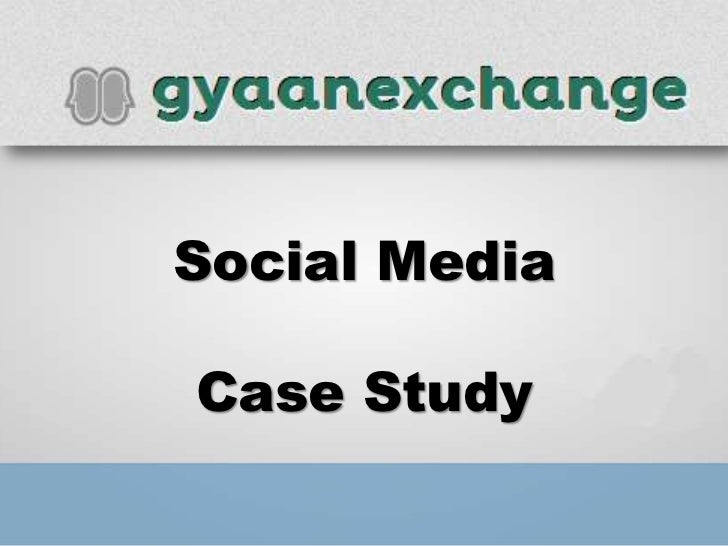 Gyaan Exchange case study - Social Seety