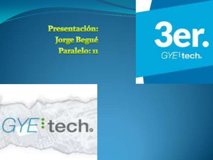  Este GYETECH trata sobre las aplicaciones móviles, de sus beneficios a la hora de trabajar de una forma colaborativa e i...