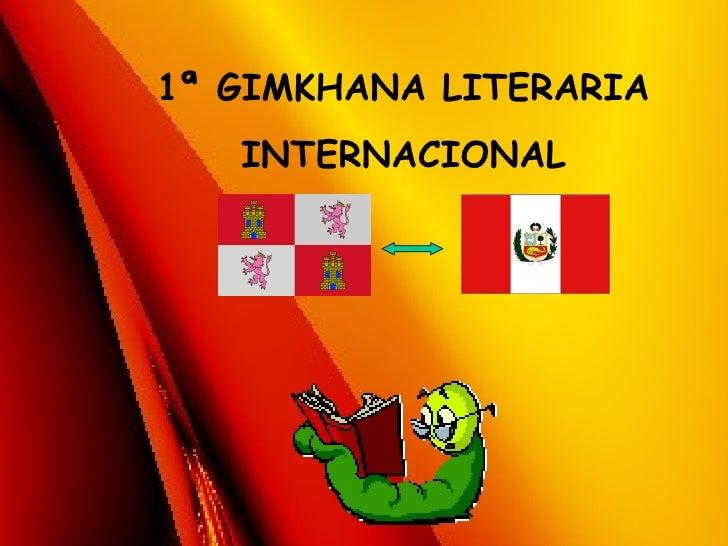 Gymkkhana Literaria
