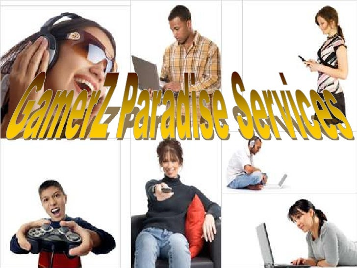 GamerZ Paradise Services<br />