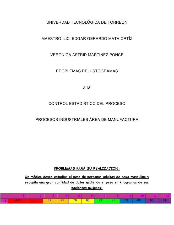 UNIVERDAD TECNOLÓGICA DE TORREÓN                        MAESTRO: LIC. EDGAR GERARDO MATA ORTÍZ                            ...